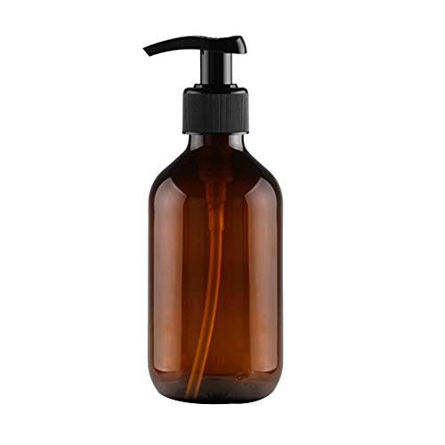 Demarkt Deamrkt 1 STK Portable Reisen Leere Flasche nachfüllbar kleine Flaschen zu 300ML Shampoo Lotion Schaum Wasser Plastik gepresste Pump Spray Flasche -
