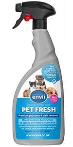 Envii Pet Fresh - Elimina Perro Manchas y Olores