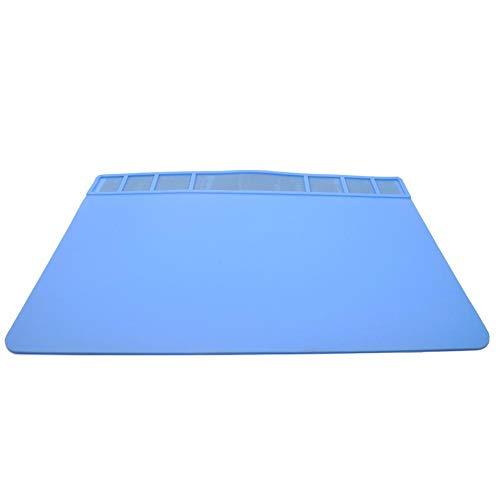 Antistatic Silicone Welding Mat For DJI Drone, 49.5 * 34.5cm, Carpet Repair, Welding Repair Station, Maintenance Platform
