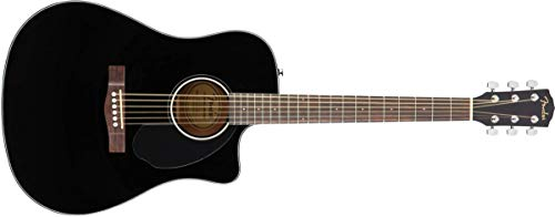 Fender CD de 60sce BLK WN