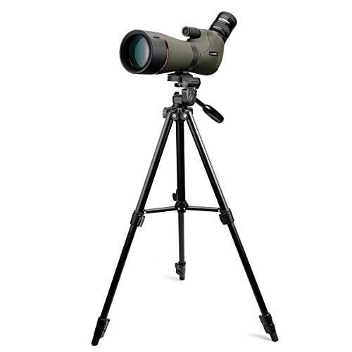 Svbony SV46 Telescopio Terrestre 20-60x80 HD Rueda