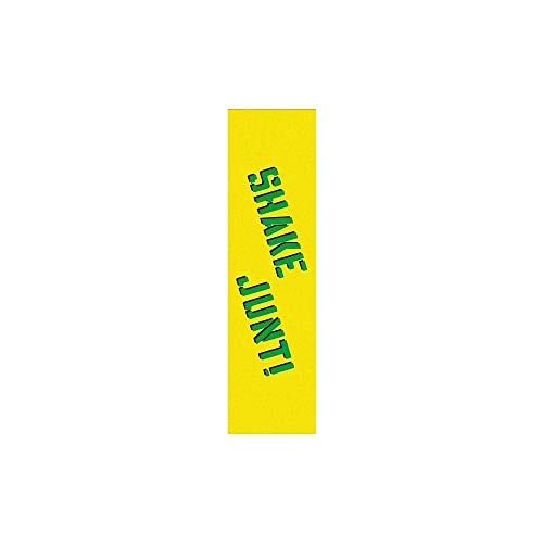 SHAKE JUNT GRIP PLAQUE (L'UNITE) YELLOW GREEN