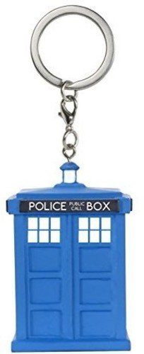 Pocket POP! Keychain - Doctor Who: TARDIS