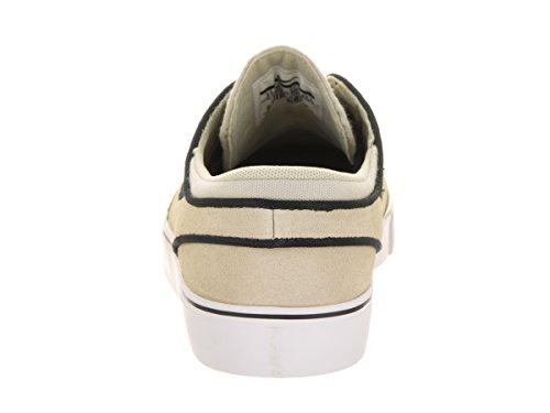 Nike Stefan Janoski (Gs), Scarpe da Skateboard Bambino, Nero, 36.5 EU PALE GREY/BLACK-WHITE