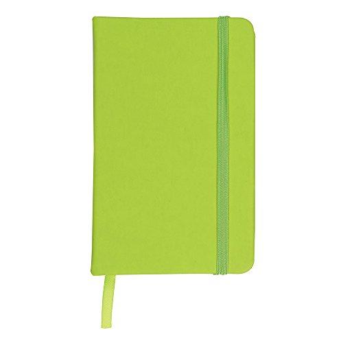 Farbige, gebundenen liniertes Papier Note Book ()