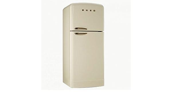 Vintage Kühlschrank Havanna : Smeg retro kühlschrank beige creme edelstahl gefrierfach