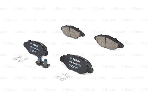 Bosch 09864940394X Pastiglie Freno Anteriore