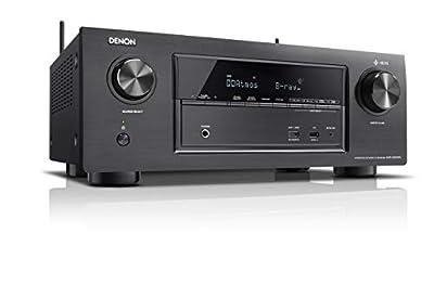 Denon AVR-X3400H Sintoamplificatore, Nero prezzo scontato da Polaris Audio Hi Fi
