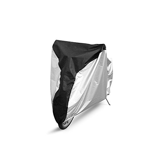 Fahrradabdeckung, MIRI Fahrradschutzhülle Bike Cover Wasserdicht aus 190T Polyester, 200 x 70 x 110cm