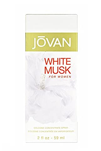 Jovan White Musk For Women de Jovan Cologne Vaporisateur 59ml