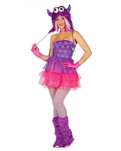 Horror-Shop Sexy Monster Girl Kostüm XS-S (Monster Girl Sexy Kostüm)