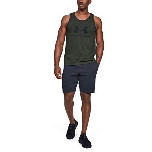 Zoom IMG-3 under armour sportstyle logo tank