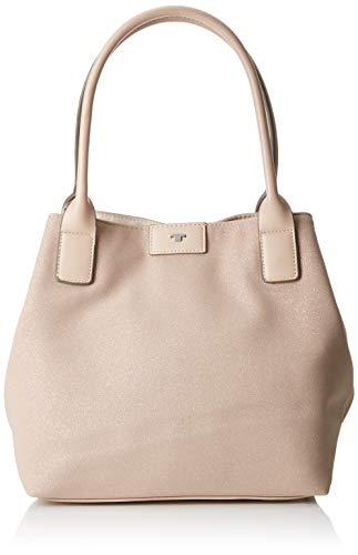 TOM TAILOR Shopper Damen, Miri Shine,, 43x28x17.5 cm, Schultertasche, Tom Tailor Handtaschen Damen