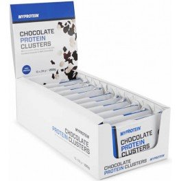 MyProtein Chocolate Clusters Barrette Proteiche - 280 gr - 31Dv72XWKlL