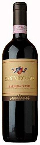 Barbera d'Asti D.O.C.G. Barbera D'asti San Nicolao 2017 Vite Colte Rosso Piemonte 13,0%