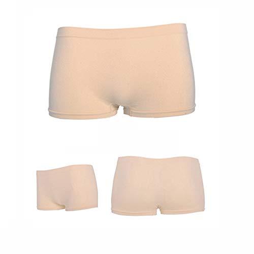 Frauen Shorts,Nackt Nylon Frauen Sommer Farbe Shorts Training Bund Dünne Hohe Taille Shorts Gummizug - Frauen Nylon Shorts
