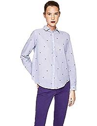 Shirt it Jeans Di E Bluse Donna T Top Amazon Camicia 6XBwqXd
