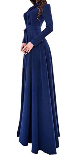 Simple-Fashion Elegant Einfarbig Kleider Tunikakleid Cocktailkleid Abendkleider Partykleider...