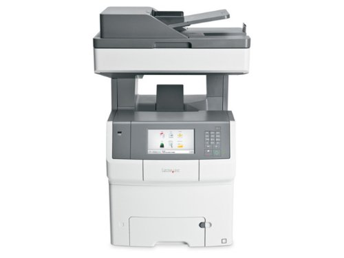 Lexmark X748DE Multifunction All-In-One Colour Printer - Lexmark All In One
