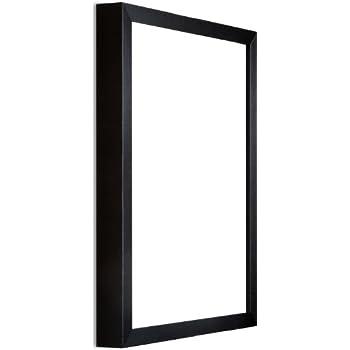 frame company bilderrahmen holz a3 plus schwarz. Black Bedroom Furniture Sets. Home Design Ideas
