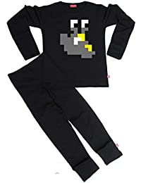 0b3b2b359b764 Stardust - Ensemble de Pyjama - Garçon Noir Noir