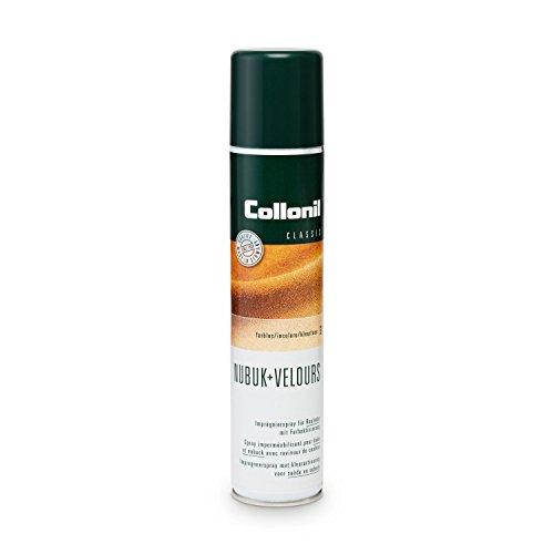 Collonil Nubuk & Velours 1592 Pflegesprays Velours-Leder 200 ml (200 ml, Farblos) Nubuck Protector