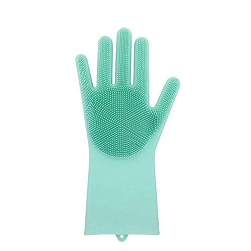 Domeilleur Pieza Magic Silicona Resistente Calor Guantes