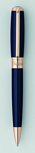 ST Dupont Elysee: Blau Kugelschreiber