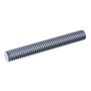 AccuScrews M6 x 1000mm Threaded Bars (DIN 975) - A2 Stainless Steel. Pack of 5.