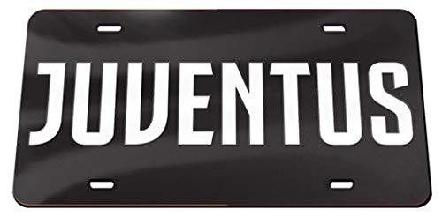 Standard-möbel-poster (Wincraft Snack-Schale Juventus Premium Lizenz, Kristall Spiegel Finish, 15,2x 30,5cm)