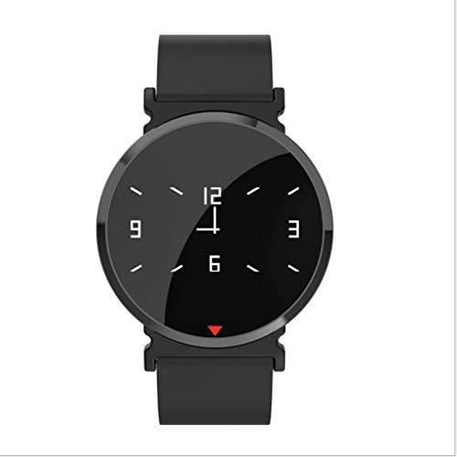YYH Pulsera Inteligente con rastreador de Ejercicios Bluetooth Pulsera fotográfica, podómetro, recordatorio de Llamada, Reloj Inteligente, Dos Colores Opcionales 260 x 40 x 12 mm Reloj Inteligente