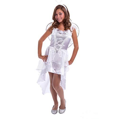Unbekannt Morph Damen Kostüm Angel, weiß, -