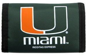 Miami Hurricanes aus Nylon Trifold ()