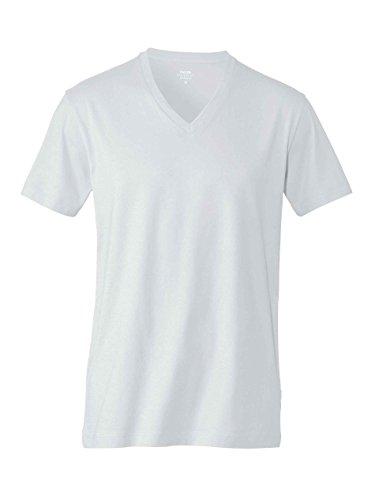 Calida T-Shirt Remix Basic, T-shirt da uomo nebbia