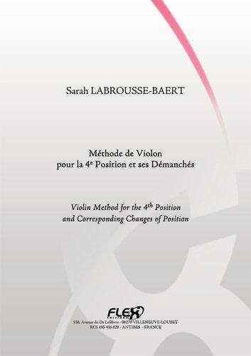 METHODE - Méthode de Violon pour la 4e ...