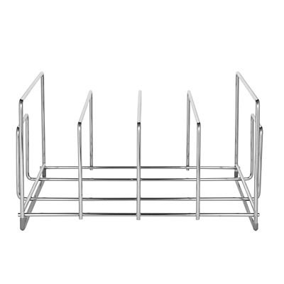 Lakeland Baking Sheet & Tray Storage Rack, Chrome - Holds up to 8