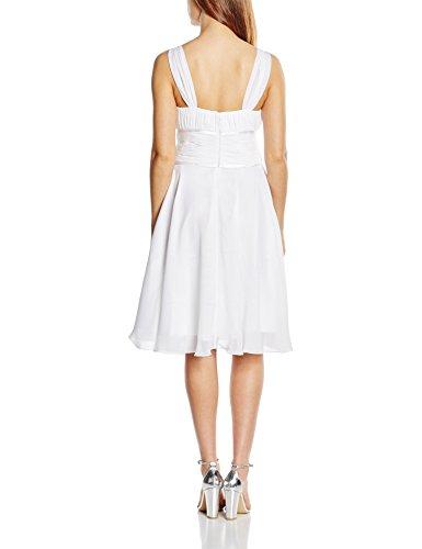 astrapahl Co8008ap, Robe Femme Blanc - Blanc