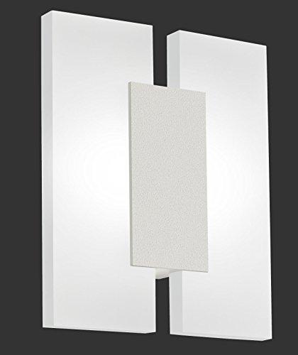 Eglo–LED-Licht-M/2-Flammen Nickel Satin 'metrass 2' 2x 5Watt A + - 3