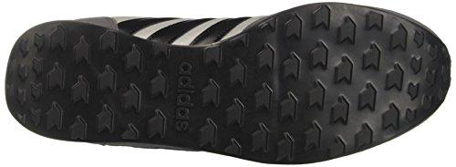 adidas Neo City Racer, Chaussures de Gymnastique Homme Gris (Grey Two /core Black/core Red )
