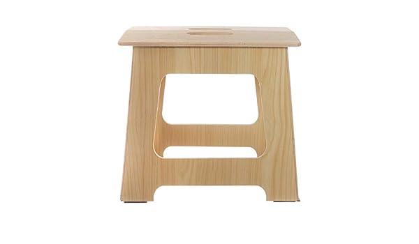 Sgabello pieghevole in legno da cm amazon casa e cucina