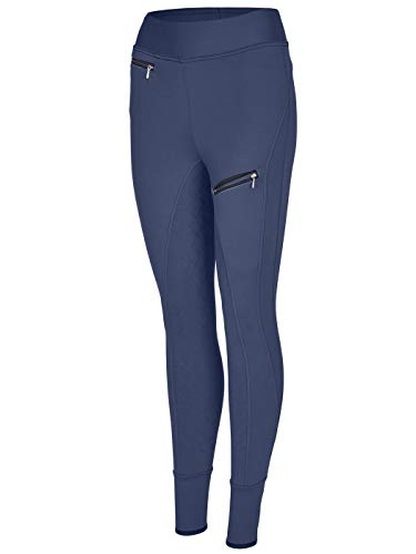 Busse Reit-Tights Perfect-Fit, 36, Navy