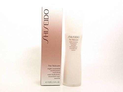 Shiseido The Skincare Women, Day Essential Moisturizer Enriched, 1er Pack (1 x 75 ml)