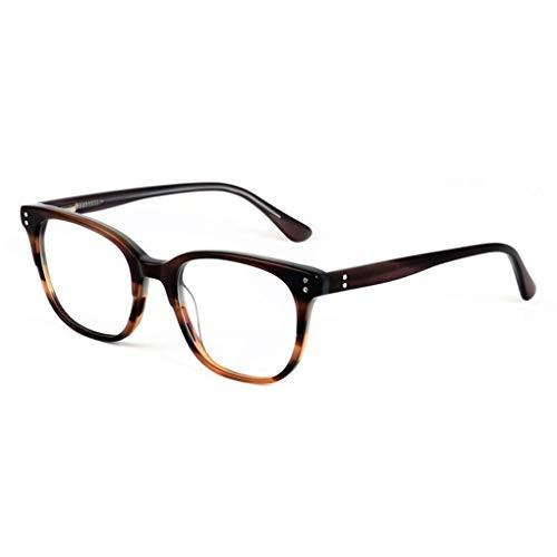 Progressive Multifokale Gläser 3 Levels Vision Lesebrillen , nicht verschreibungspflichtiges Federscharnier weit und nahe optisch-optische Brille mit doppeltem Verwendungszweck, für Herren / Damen