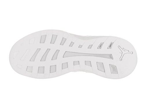 Jordan Kids Formula 23 BG Basketball Shoe White/White/Pureplatinum