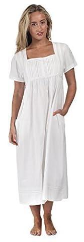 The 1 for U 100% Cotton Nightdress - Lara -