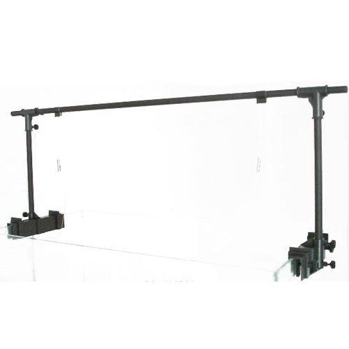 Brightsky 24 36 48 60 Aquarium Light Suspension System Tank Bracket Hanging Kit (48) by Brightsky -