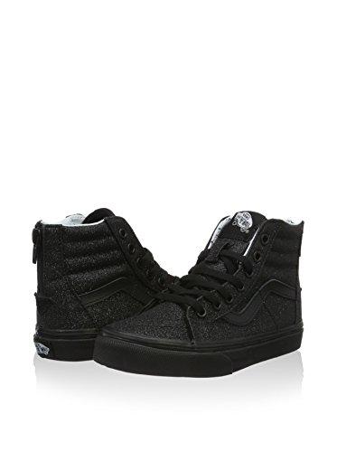 Vans Kids SK8-Hi Zip Fall Winter 2016 Black