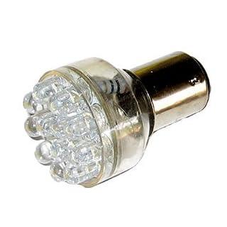 ANCOR LED Doppel Kontakt Bajonett Glühlampe-Weiß-12V