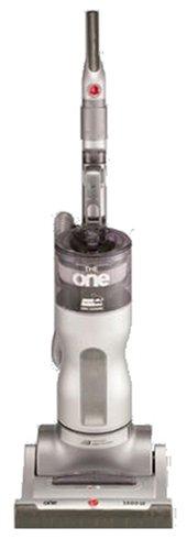 Hoover The ONE PET H1 Handstaubsauger Zyklon-Staubsauger 1800 Watt beutellos Kapazität 2.5 L mit HEPA-Filter Silber-Graphit