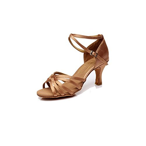 dike-ladies-girls-sandals-high-heel-satin-leatherette-buckle-latin-ballroom-salsa-dance-shoes-5cm-7c